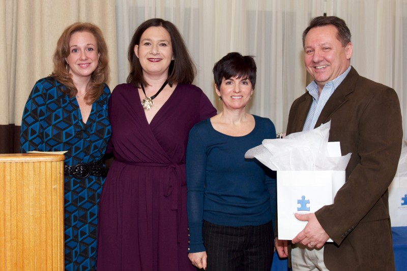 Autism Speaks Honors Axis Insurance Services, LLC